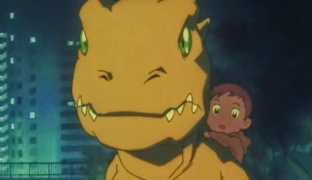 Digimon The Movie Movie Review  Common Sense Media