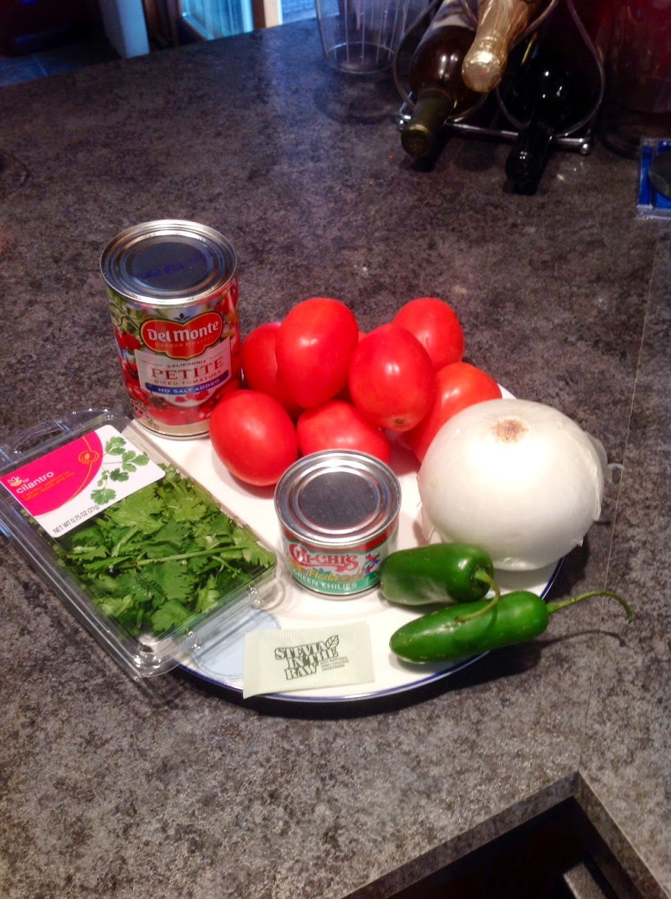 Health Salsa Recipe
