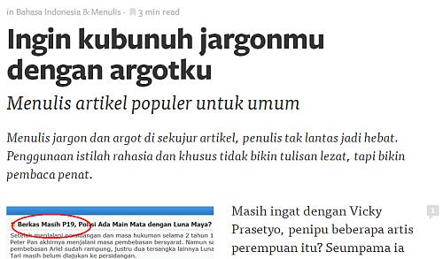 penulisan judul artikel huruf kecil besar