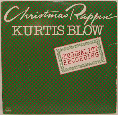 Kurtis Blow – Christmas Rappin' (VLS) (1979) (FLAC + 320 kbps)