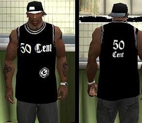 50Cent Skin GTA