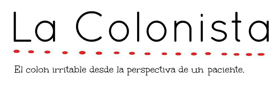 La Colonista· El colon irritable desde la perspectiva de un paciente.