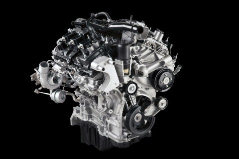 2015 F-150 Adds Two New Engines to Four-Engine Lineup