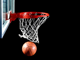 Basketball Red Basket Stock Photo HD Wallpaper