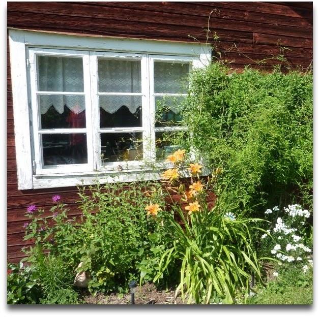 Elisabet: Dagens fönster ...