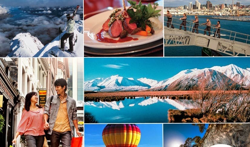 Experience New Zealand at Glorietta with Singapore Airlines