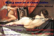 taller II: sexo y amor en el canon latino