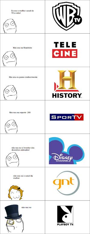 Quem é o melhor canal