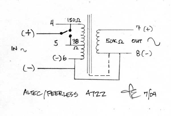 Altec4722 mc step up transformers gme microphone wiring diagram at love-stories.co