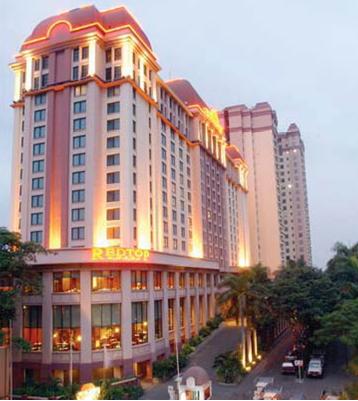 Contoh bangunan Hotel - industri perhotelan