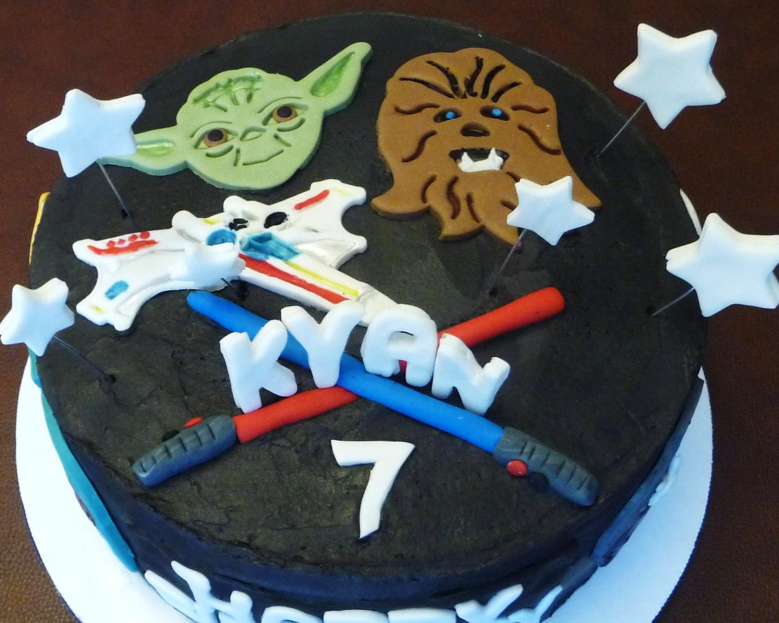 How Star Wars Cake