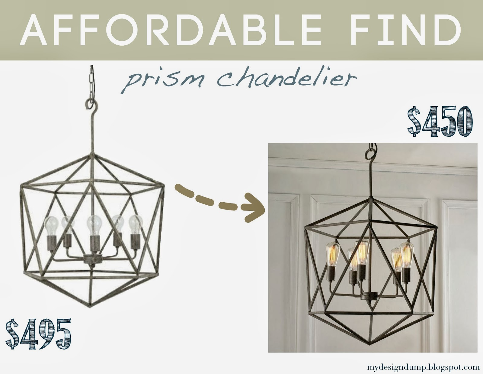 ideas chandelier design rectangular replacement prism home crystals