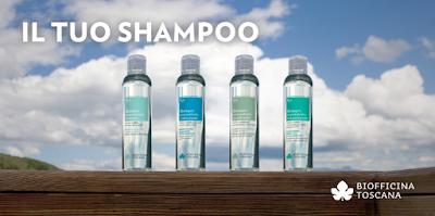 Biofficina Toscana shampoo