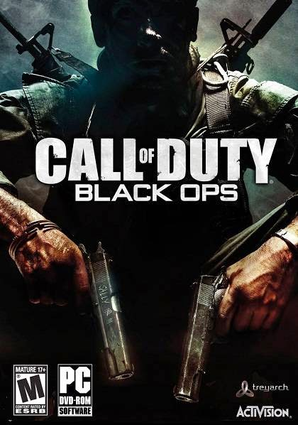 Call of Duty Black Ops 1 Cover
