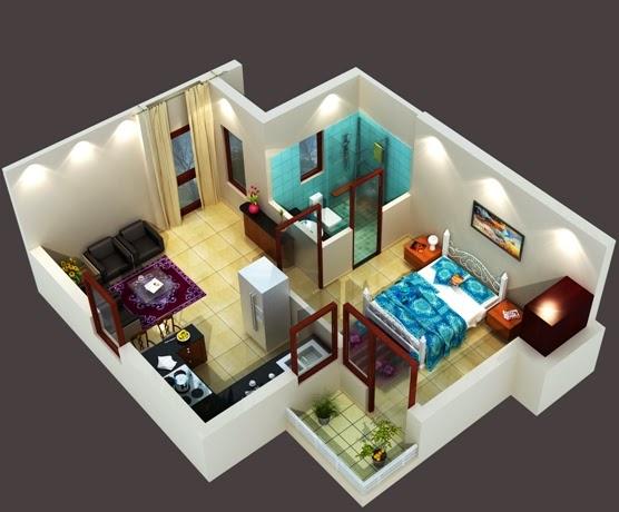 Foundation Dezin Amp Decor 3d Home Layouts