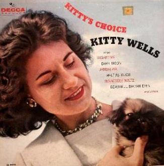 Kitty Wells - After Dark (Vinyl, LP, Mono)   Discogs