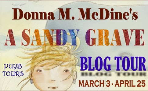 A Sandy Grave - PUYB Blog Tour