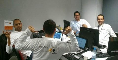 Hackathon Sungard