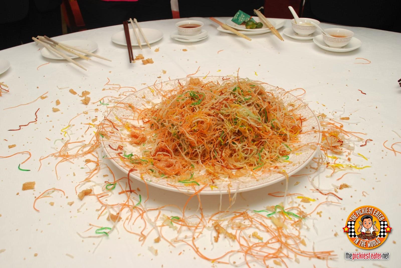 Yee Sang Shang Palace Makati Shang