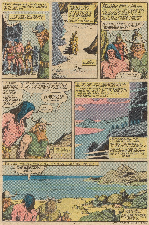 Conan the Barbarian (1970) Issue #69 #81 - English 6