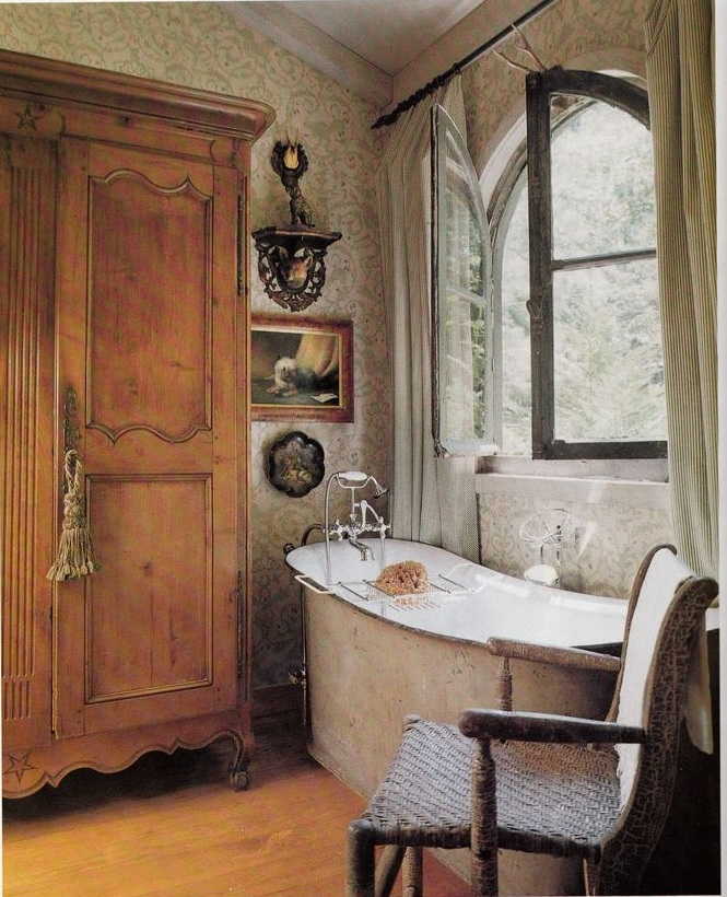 Eye for design how to create a french bathroom for French bathroom decor