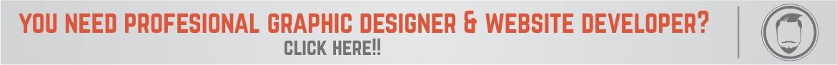 Profesional Graphic Designer