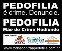 PEDOFILIA É CRIME!!!