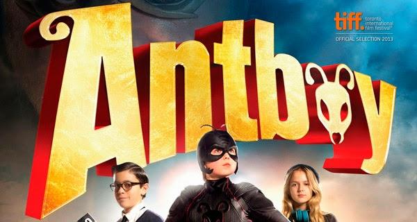 Crítica de 'AntBoy: El Pequeño gran superhéroe'