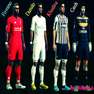 PES2013 Update For Season 2016 Full