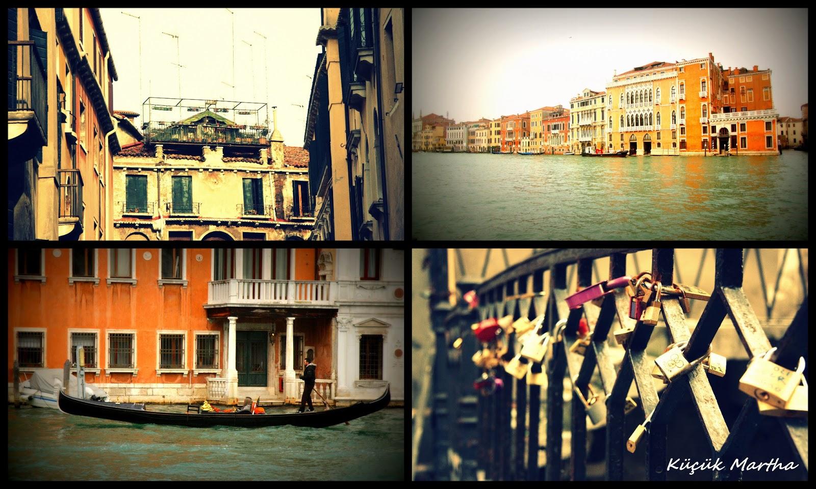 Karnaval Zamanı Venedik Gurme Rehberi Küçük Martha Iş Başında