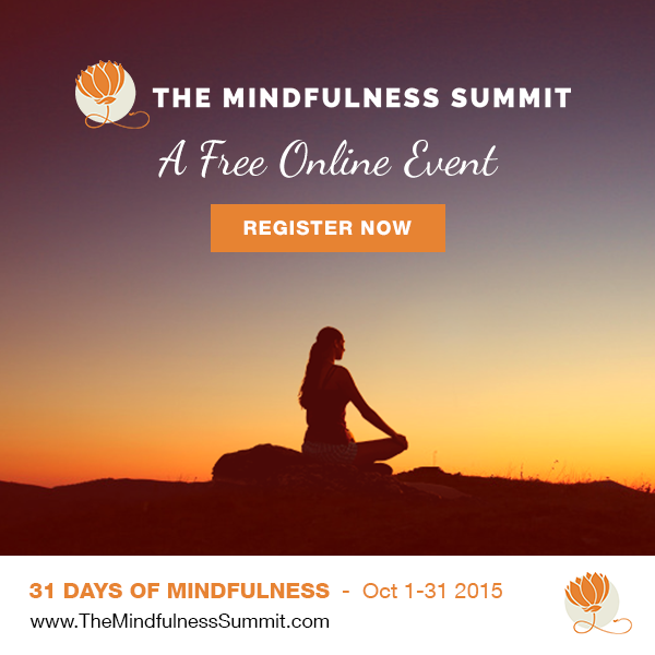 The Mindfulness Summit - October 2015