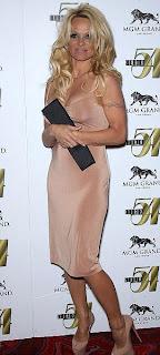Pamela Anderson Dress Pics, Pamela Anderson Clingy Dress