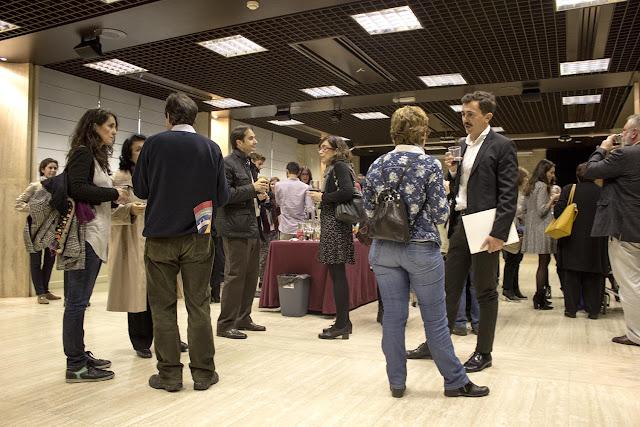 Foto servicio de catering en el ICO