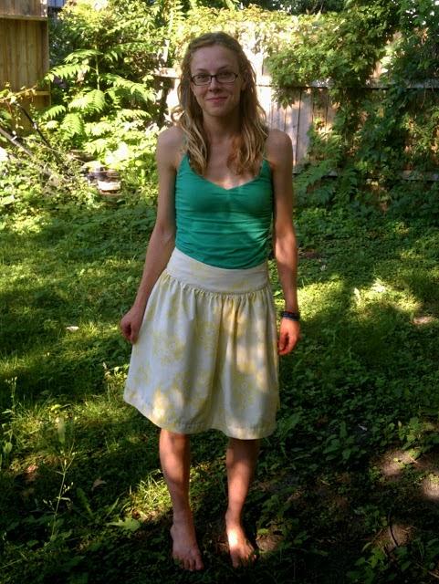 http://ceruleanjay.blogspot.com/2012/04/diy-skirt-pattern-step-1-waistband.html