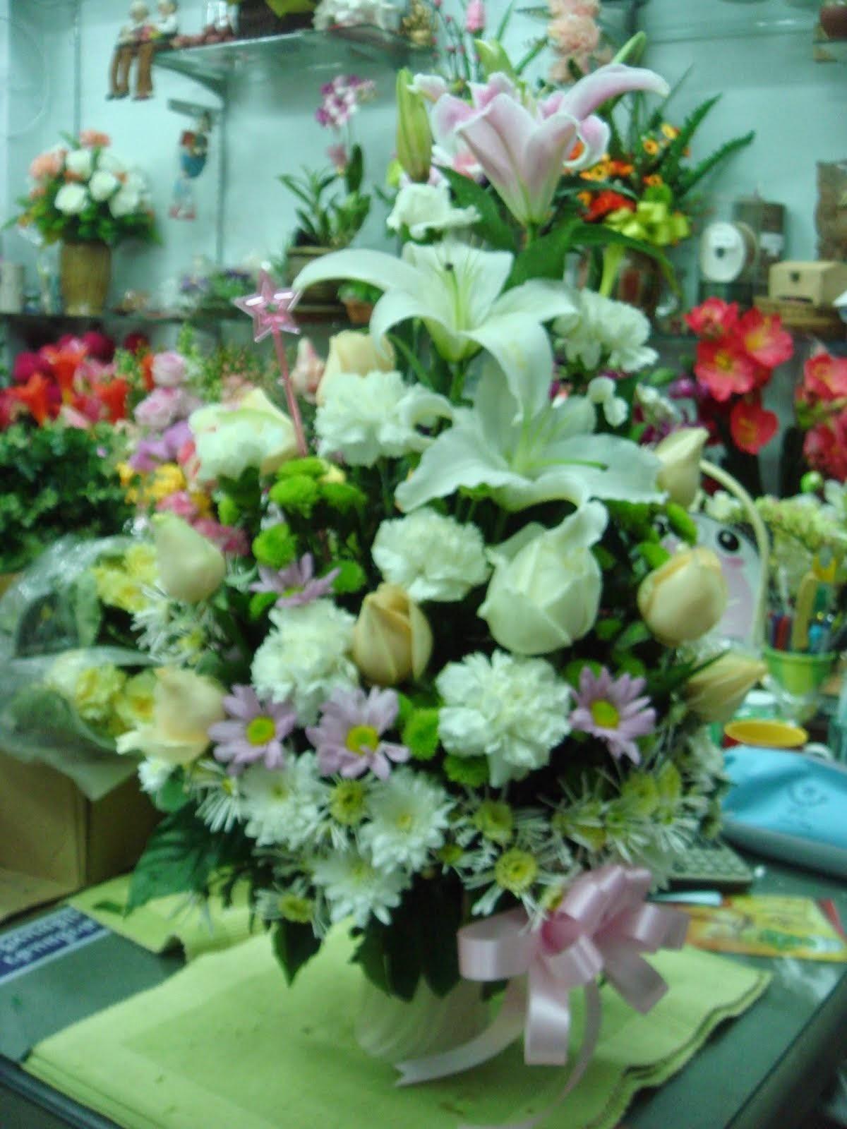 ดอกไม้แทนความคิดถึงและความรักได้