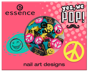 essence yes, we POP! – nail art designs