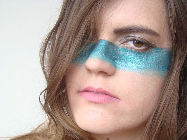 Double dose de Makeup Inspiration amérindienne