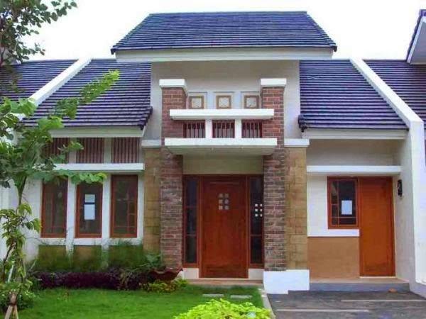 Contoh model rumah minimalis Terbaru1