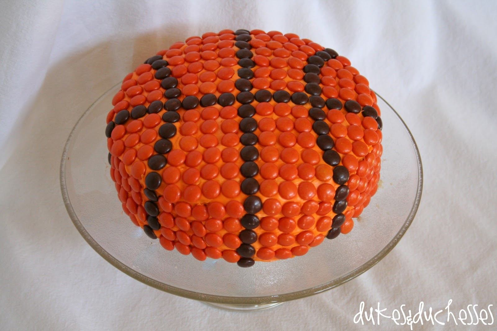 Easy Basketball Cake Decorating Ideas : Basketball Cake Cake Ideas and Designs