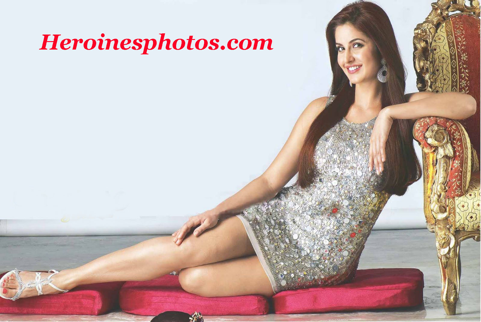 Bollywood Actress Katrina Kaif Hot Legs Photo Shoot Images