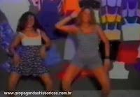 Primeiro comercial de Carla Perez em 1994 - começo de carreira