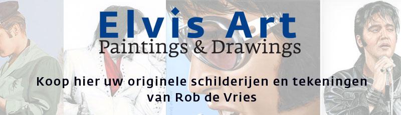 Elvis Art verkoop blog