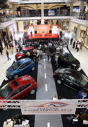 Thailand Motor Festival 2013