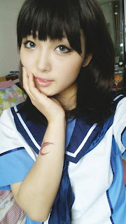 LovePlus Nene Anegasaki cosplay by Yinqing