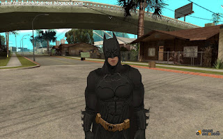 Gta batman game