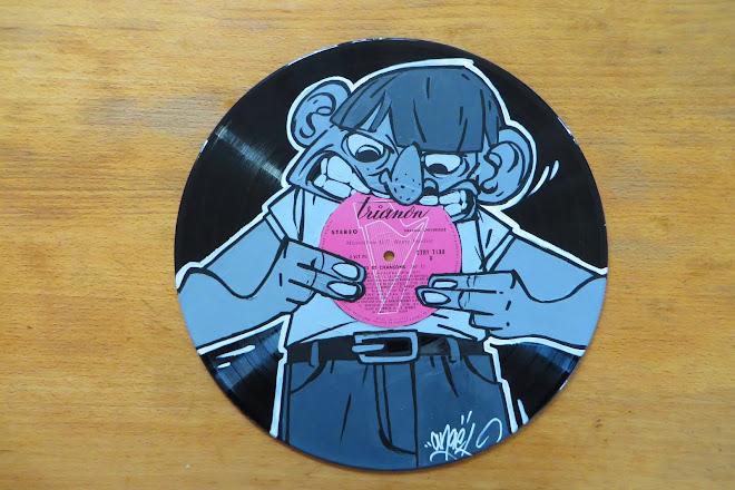 Vinyl Frangine