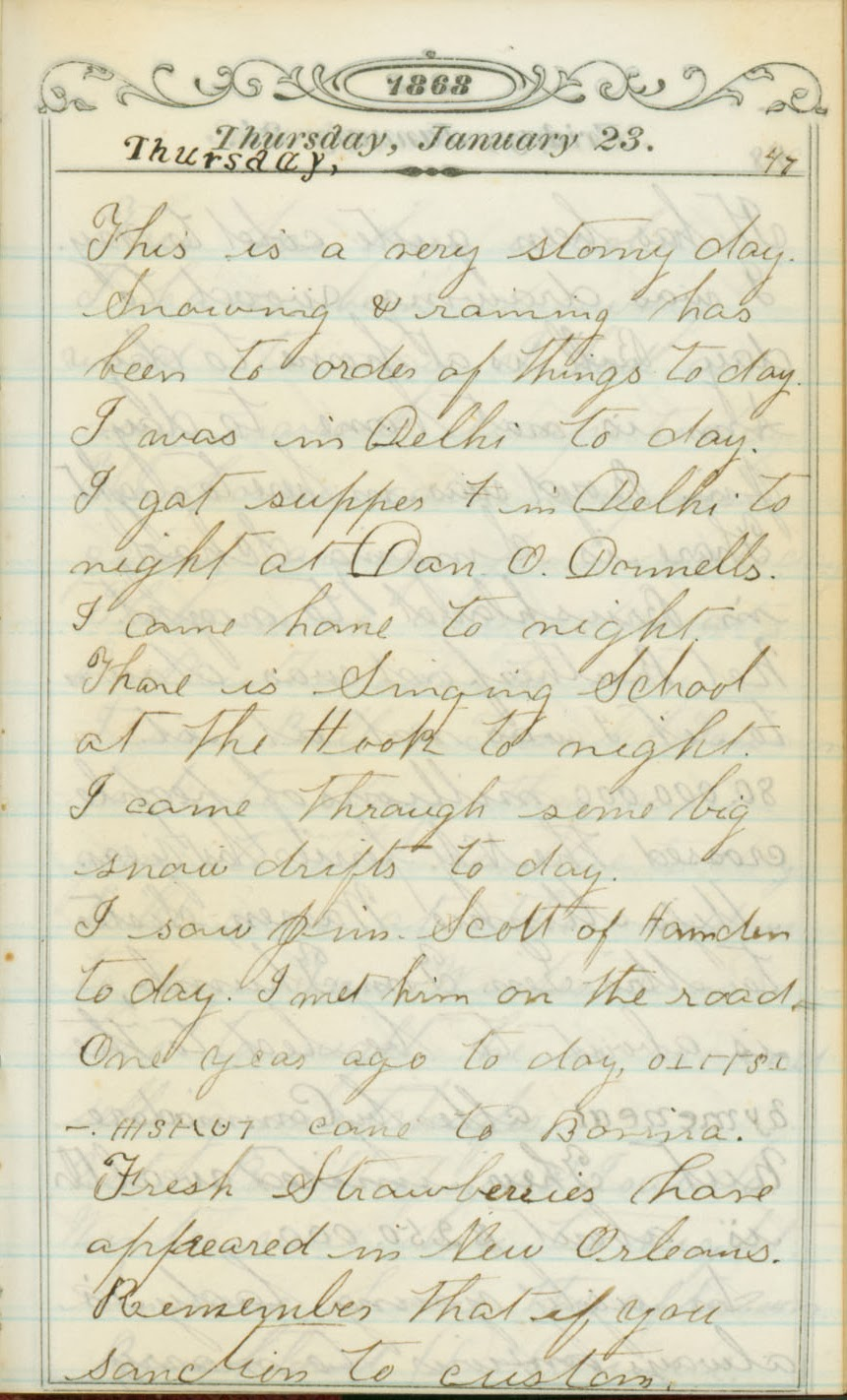 Mower County transcript. (Lansing, Minn.) 1868-1915 ...