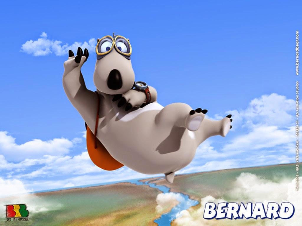 Bernard Bear Film Animation Cartoon Hd