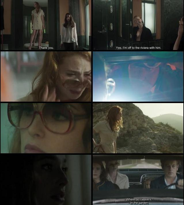 The Lady in the Car with Glasses and a Gun 2015 English 480p BRRip