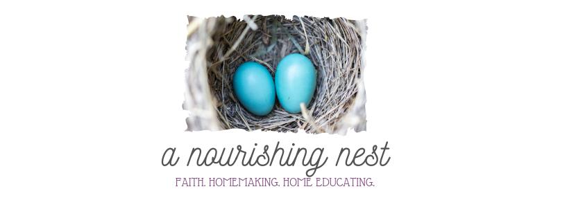 a nourishing nest